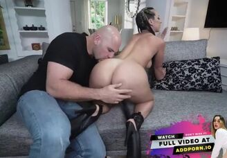 Jada stevens internal ejaculation