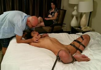 Showing motel maid